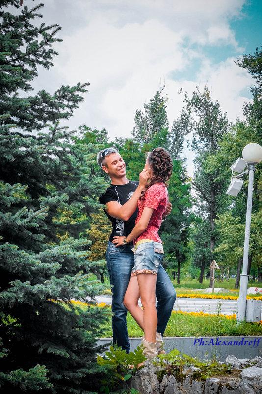 Аня и Сергей - Sasha Black