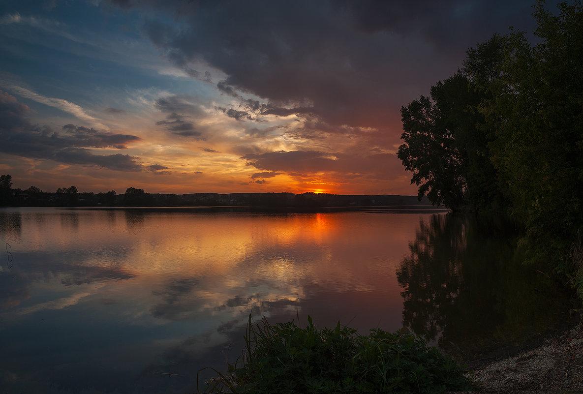 Тихо вечер на землю ложился - Наталия Женишек