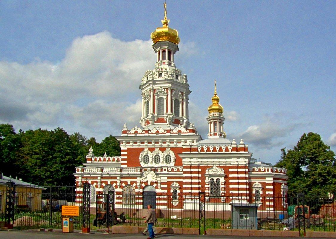 Воскресенский храм - Сергей Карачин