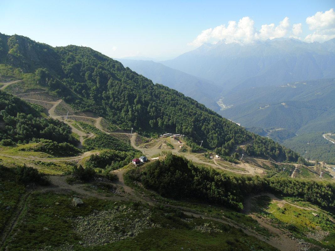 высоко в горах - dila *