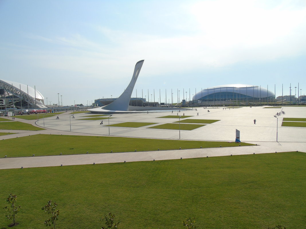 олимпийский парк - dila *
