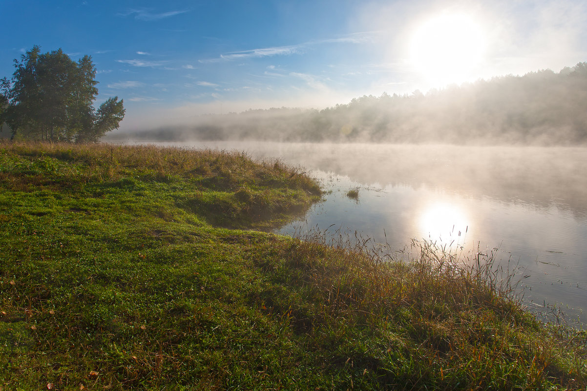 Солнечное утро - Анатолий Иргл