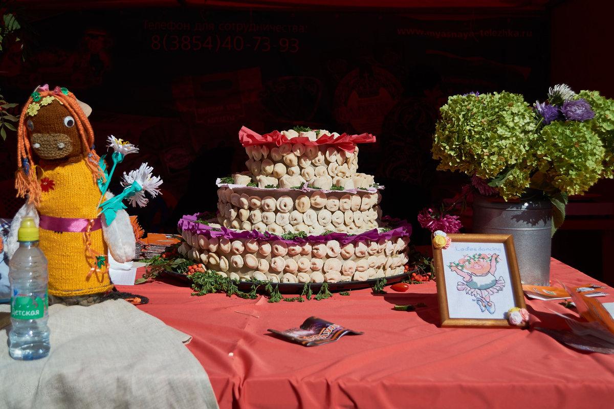 Торт из пельменей - Сергей Черепанов