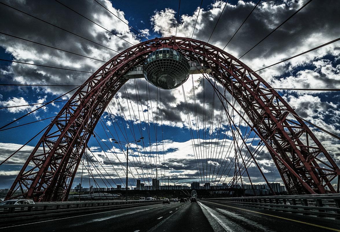 Живописный мост. - Алла ************