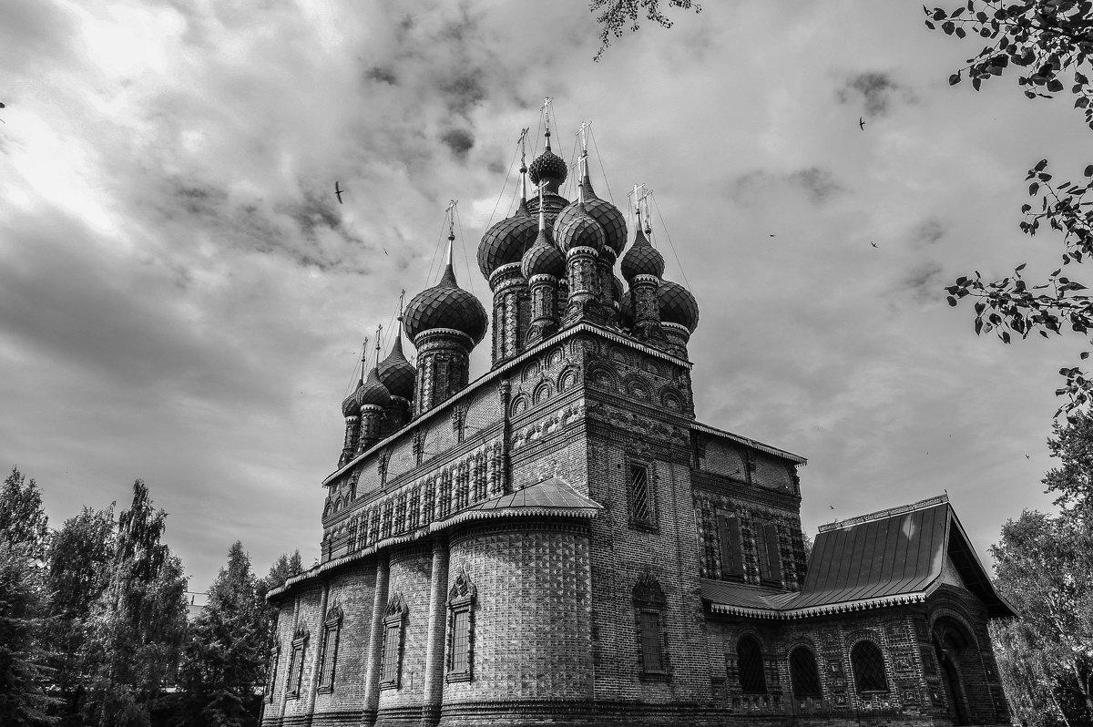 Церковь Иоанна Предтечи. Ярославль. - Сергей Тагиров