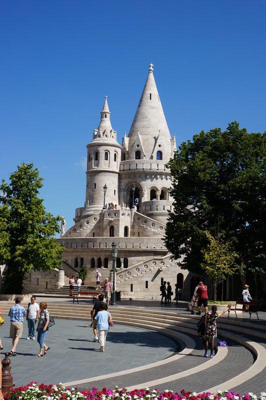 Прогулки по Будапешту - Алёна Савина