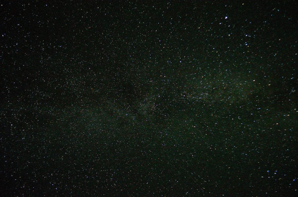 ночью над домом - Виталий Городниченко