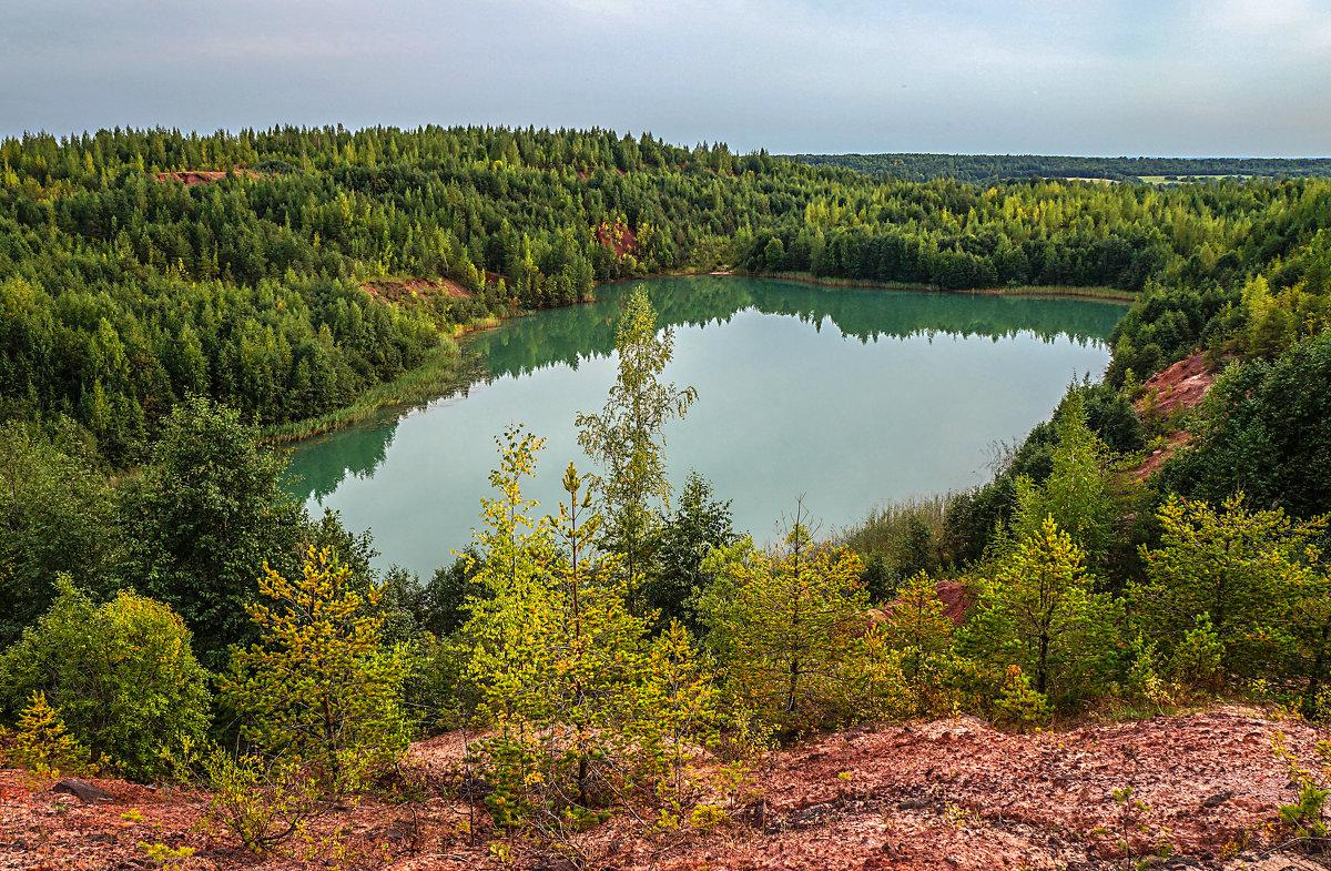 Рукотворное озеро - Анатолий