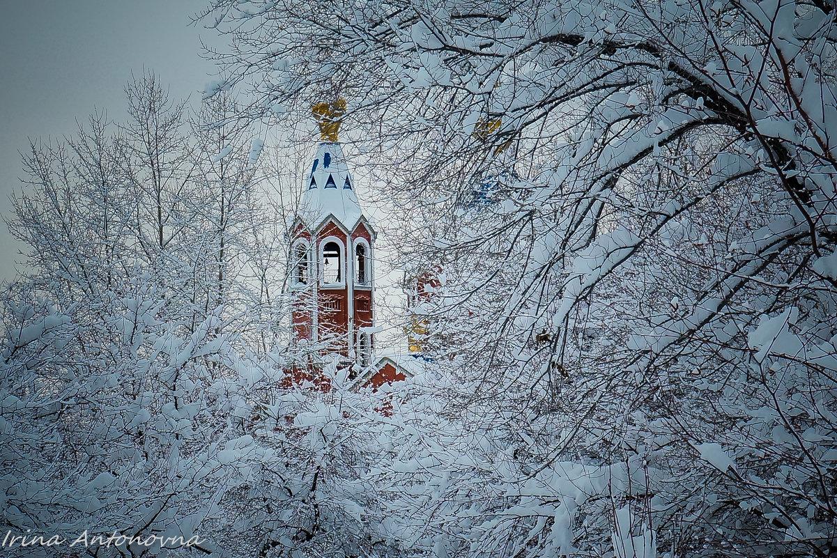 Собор  иконы Казанской Божьей Матери - Ирина Антоновна