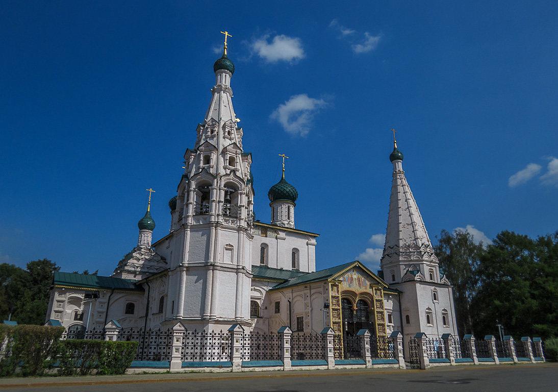 Церковь Ильи Пророка - Сергей Цветков