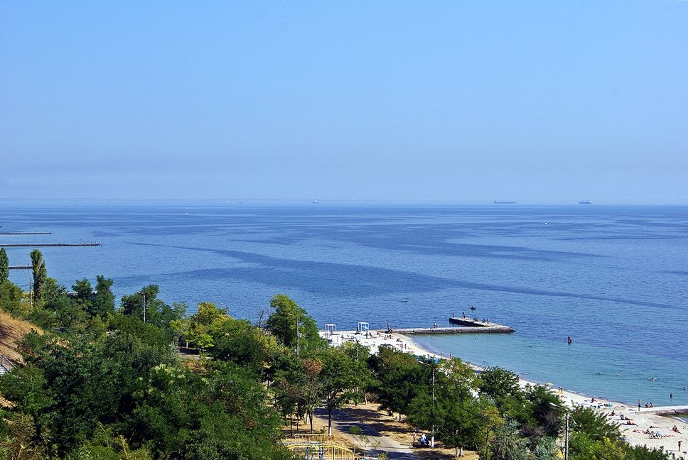 разукрашенное море - Александр Корчемный