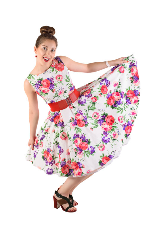 "Платье в стиле ""Ретро"" - Stanislav K"