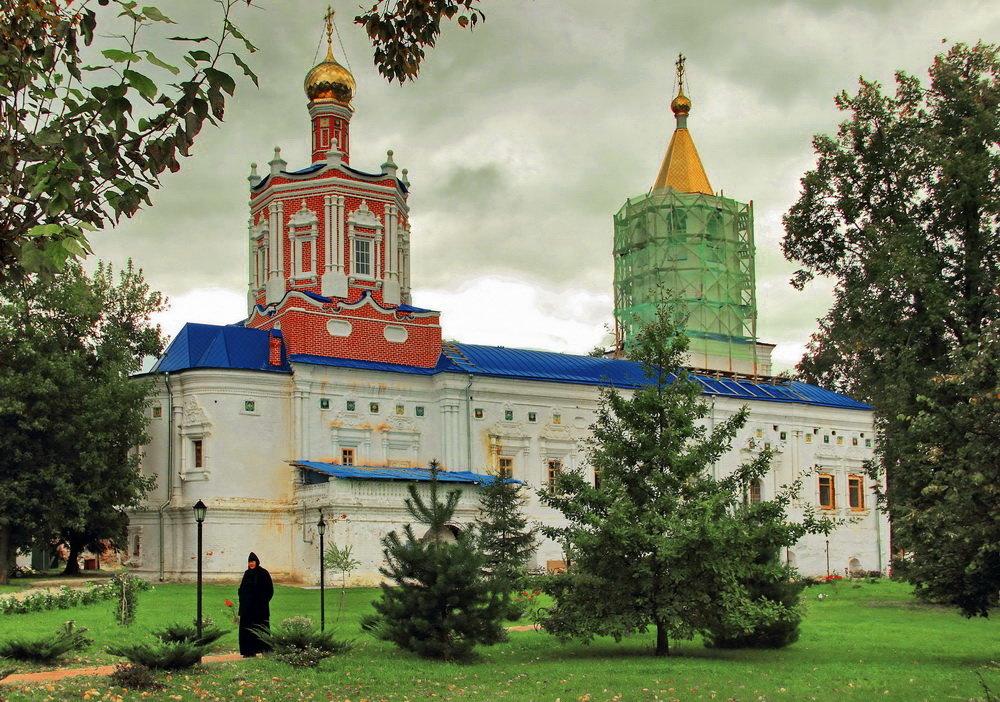 Рязань.Солотчинский женский монастырь. - Лесо-Вед (Баранов)