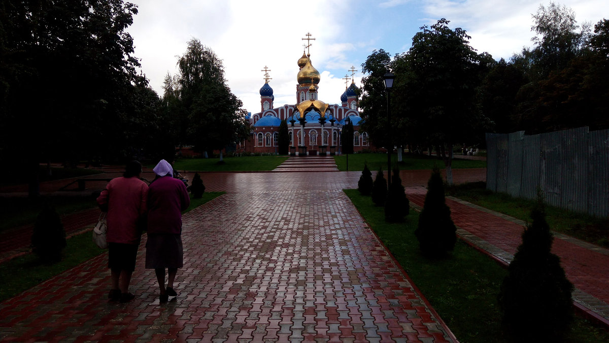 Свято-Воскресенский мужской монастырь - Александр Алексеев