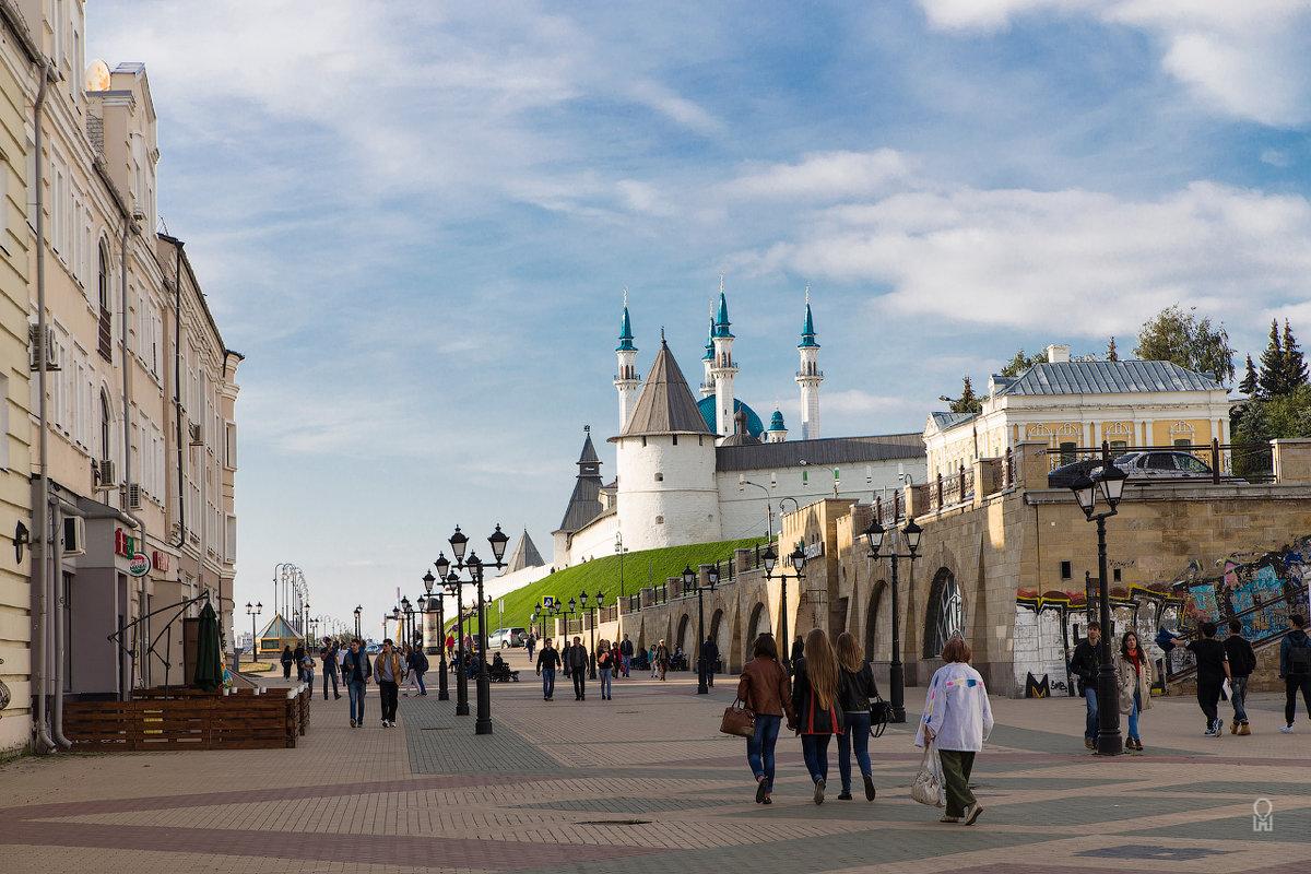 Казань, улица Баумана - Олег Манаенков