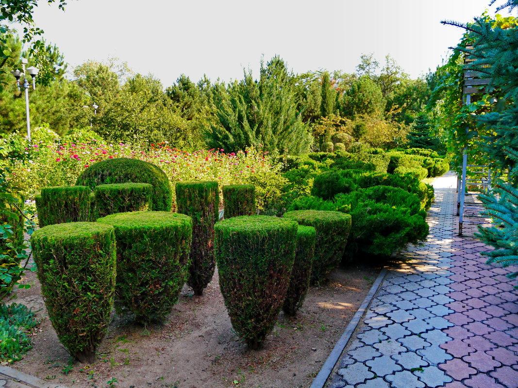 ох, сложна работа садовника - Андрей Козлов