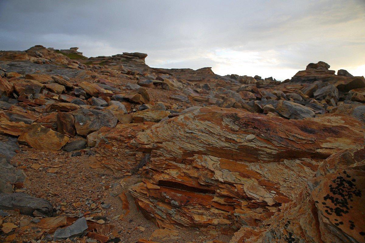 Желтые скалы - Александр