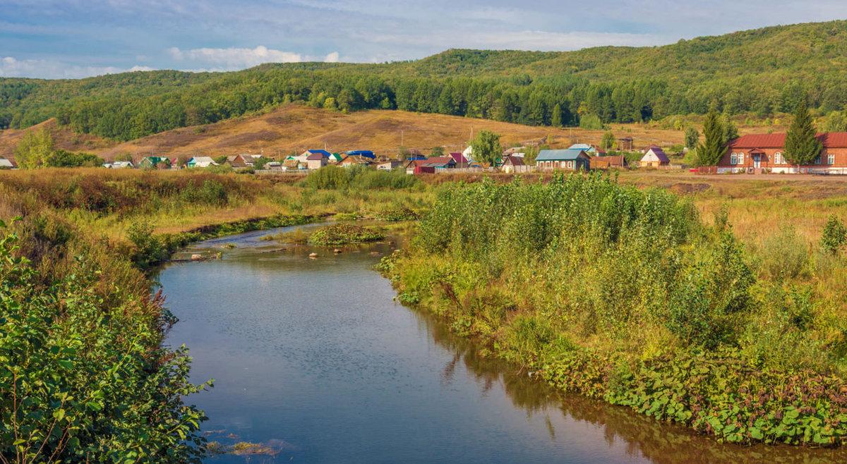 Малые реки России - Любовь Потеряхина