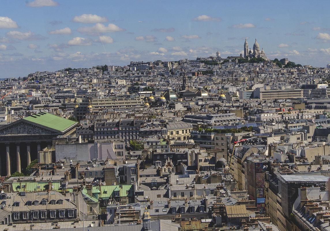 Крыши Парижа - Игорь Максименко