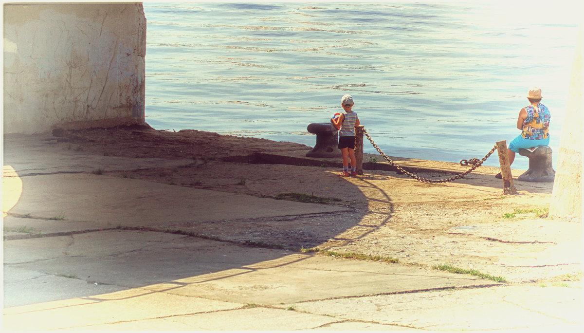 в ожидании парохода - Ирина ***