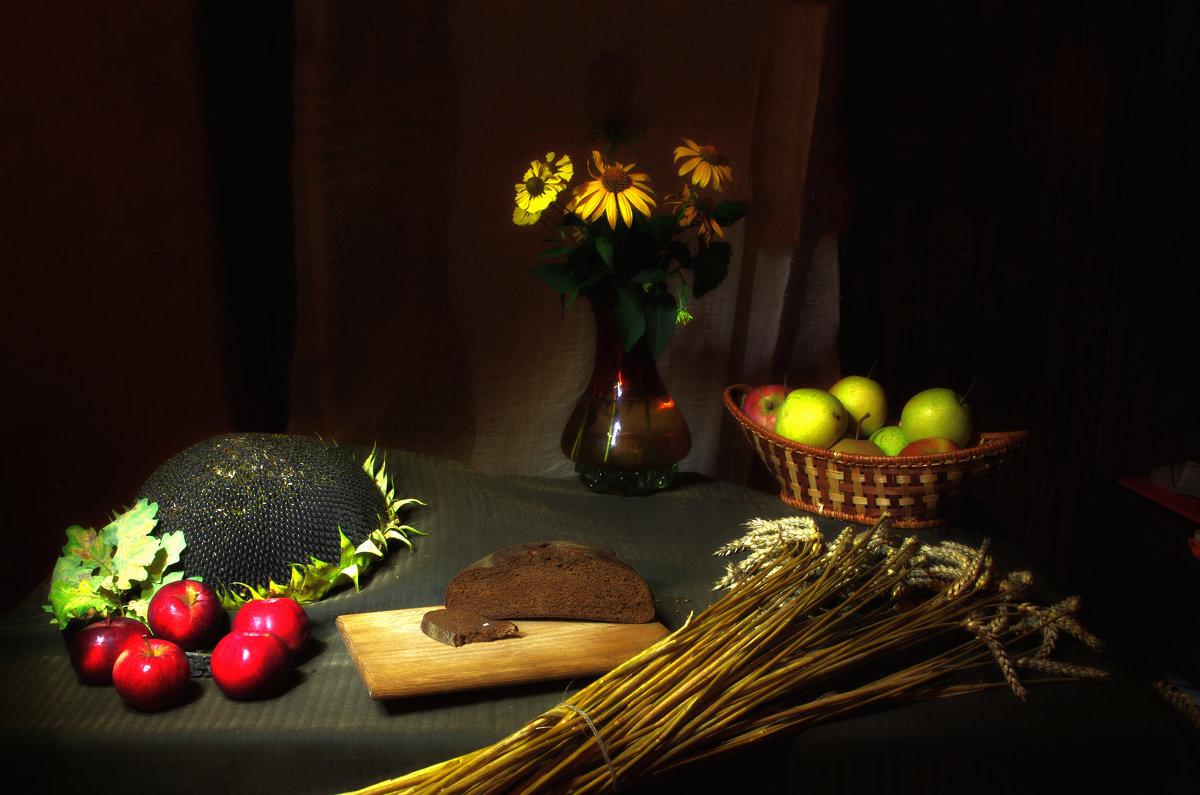 Ржаной хлеб - Дубовцев Евгений