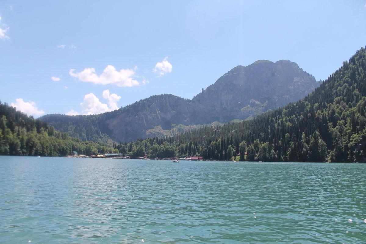 Озеро Рица - Елена Рубцова