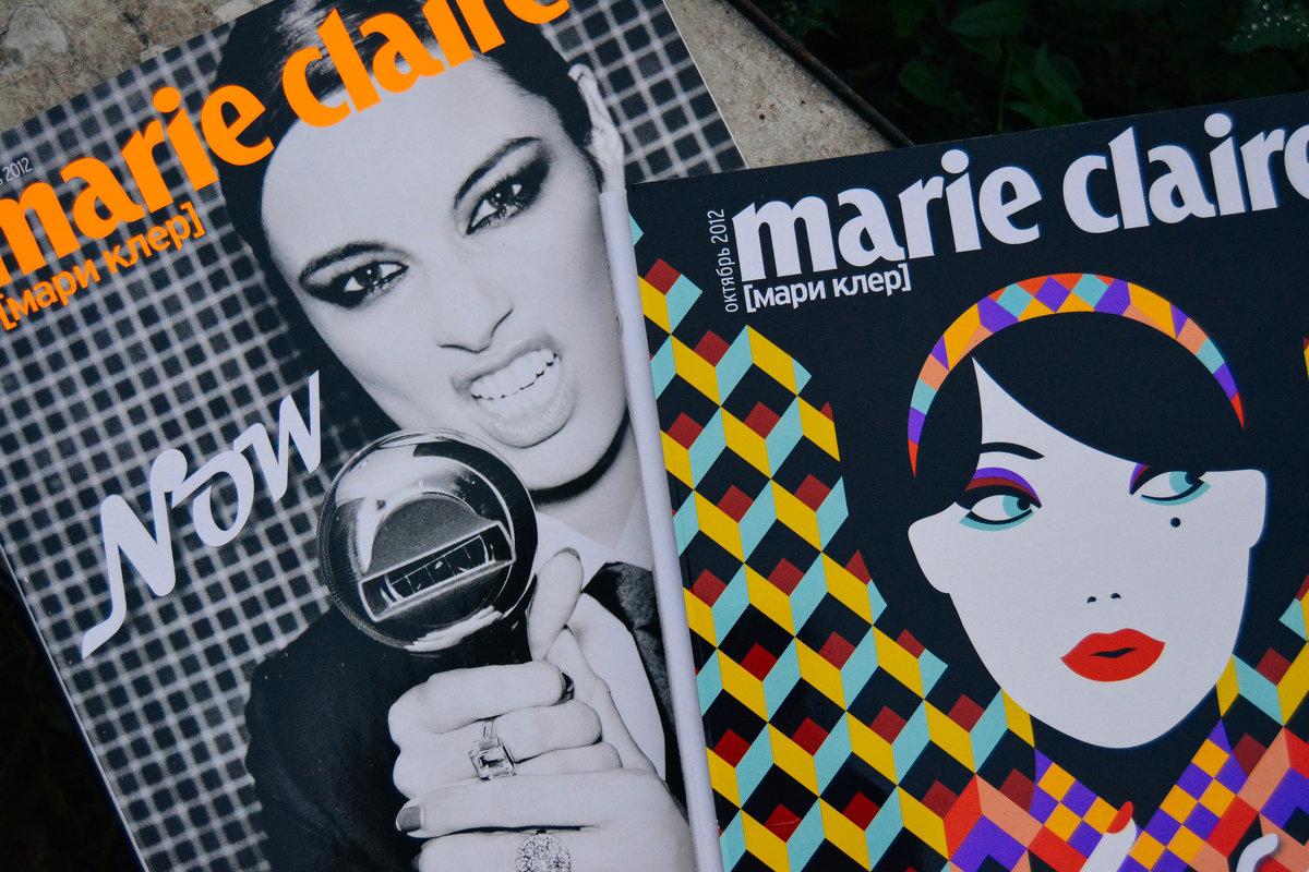 Мода расписанная в этих журналах - Света Кондрашова