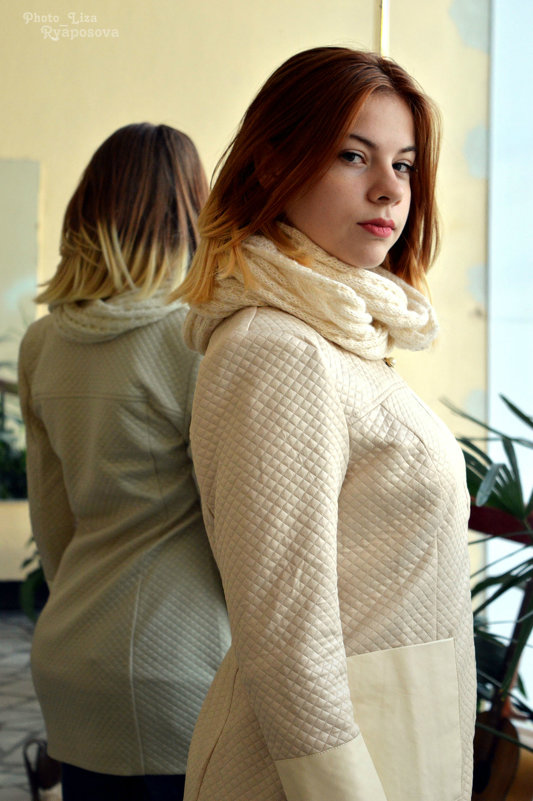 Мария - Елизавета Ряпосова