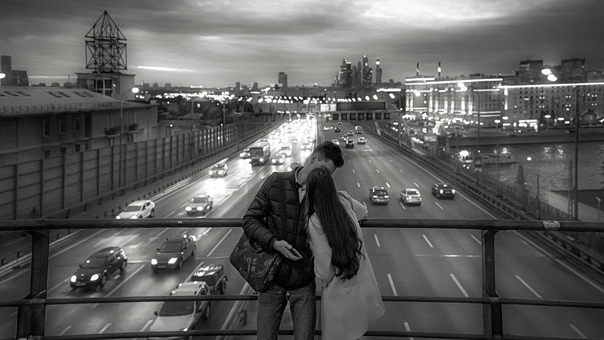 Москва вечерняя.. - Константин Водолазов