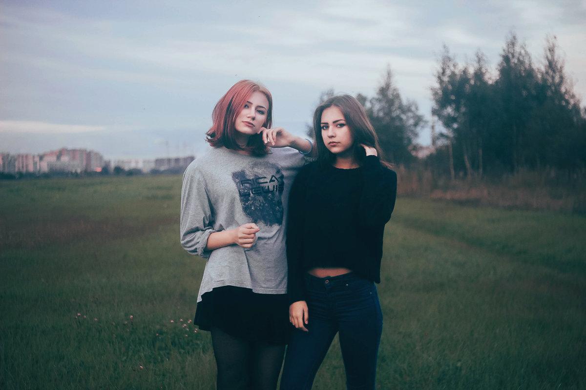 Двое - Люба Кондрашева
