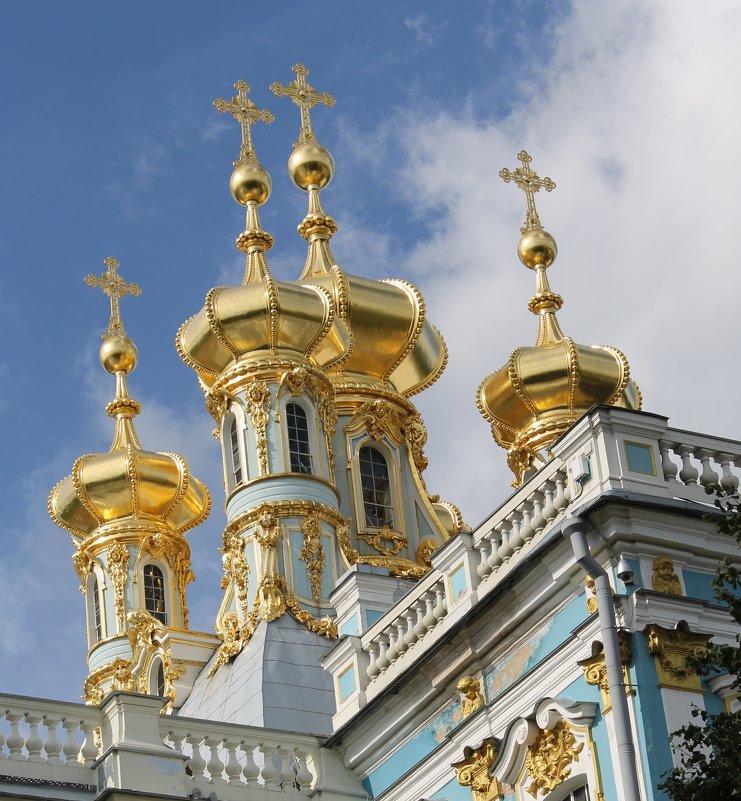 екатериненский дворец - анастасия артемьева