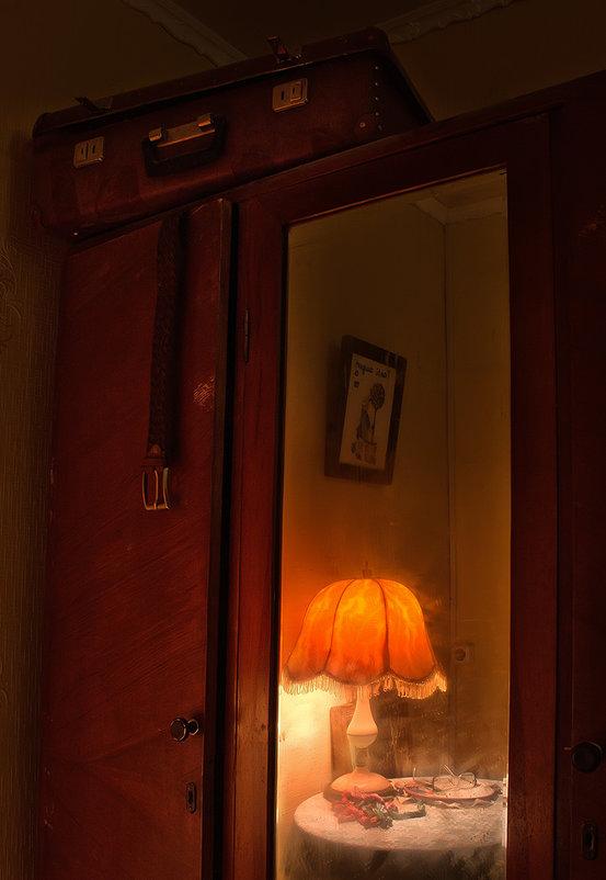 Старый шкаф - Наталья S