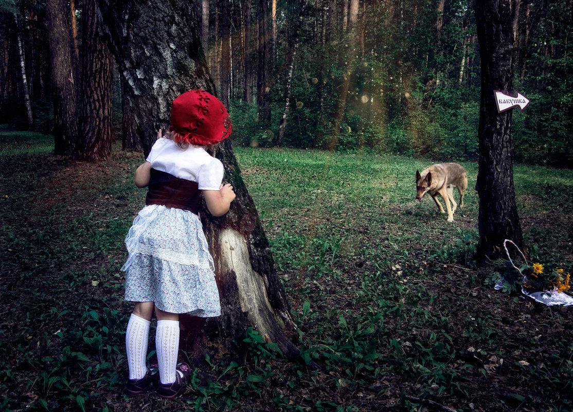 Приключения Красной Шапочки - Нина