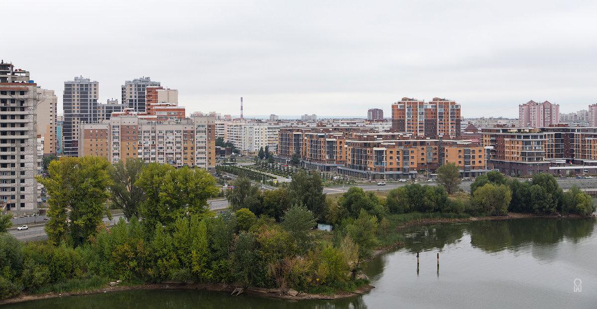 Казань, новостройки - Олег Манаенков