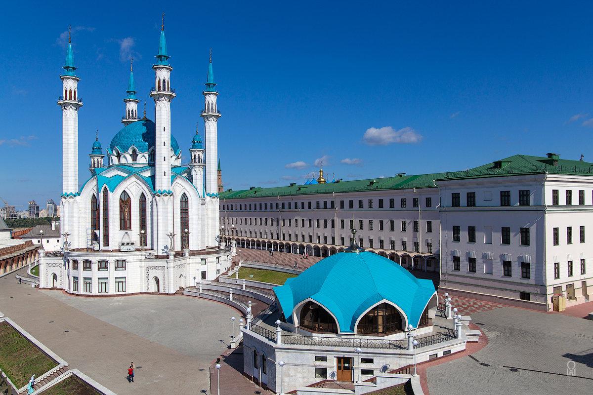 Мечеть Кул Шариф - Олег Манаенков