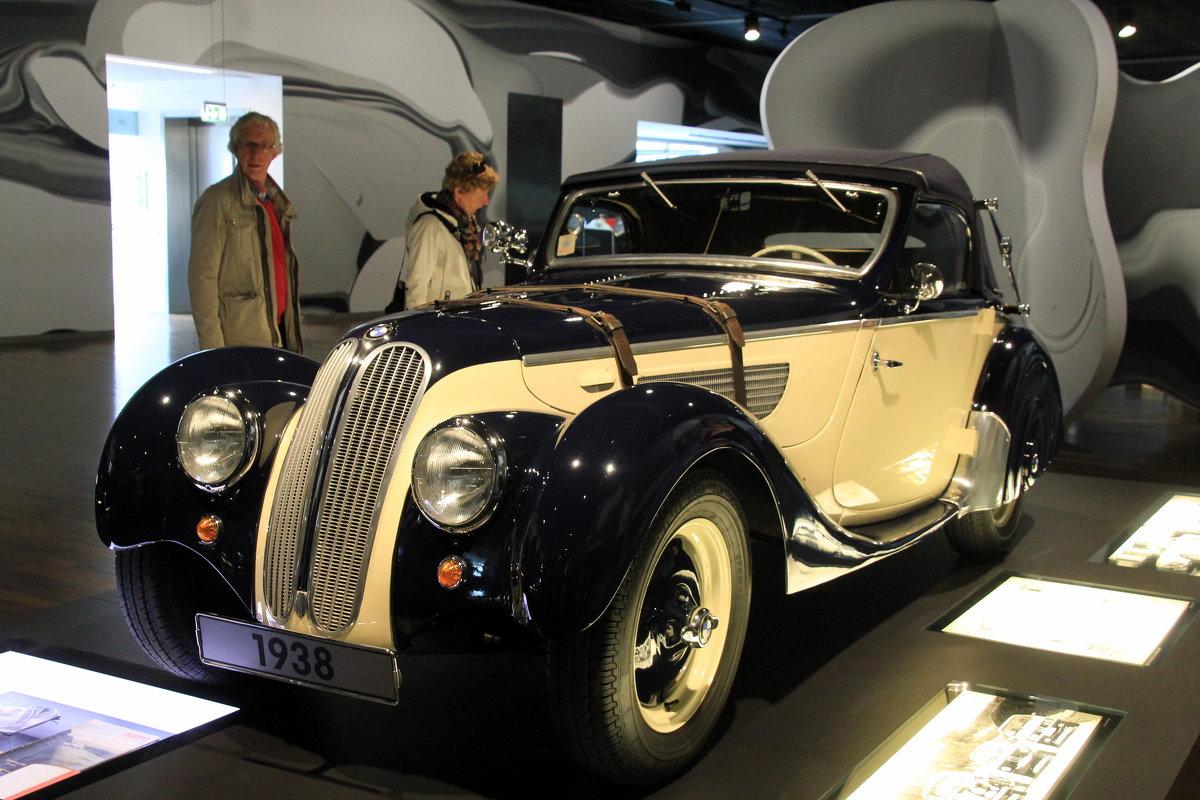 BMW 1938г. - Olga