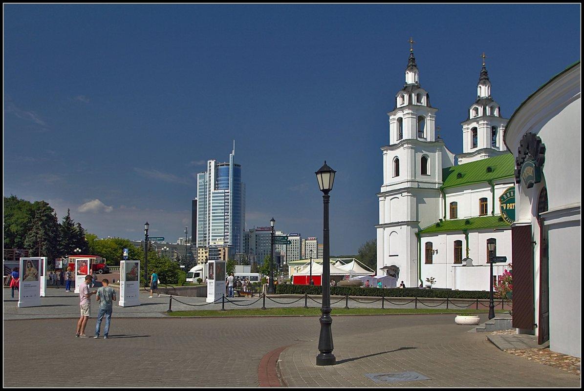 прогулки по Минску - Дмитрий Анцыферов