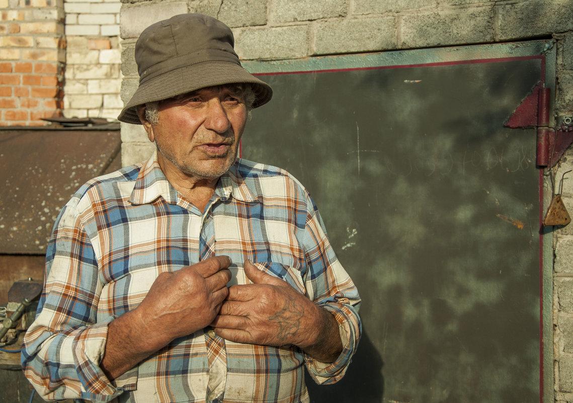 наш сосед, байка про здоровье... - Ларико Ильющенко