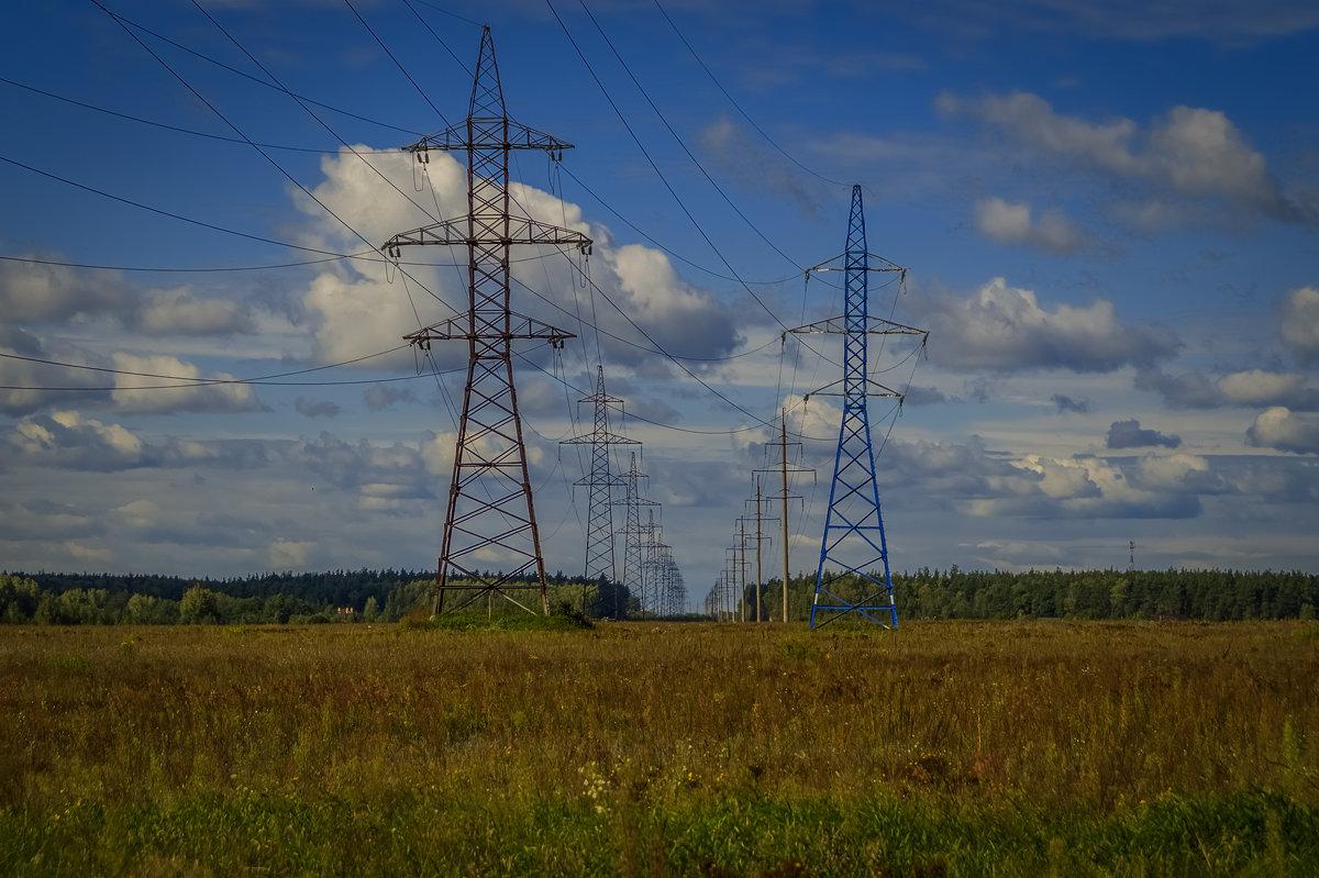 Энергия - Андрей Дворников