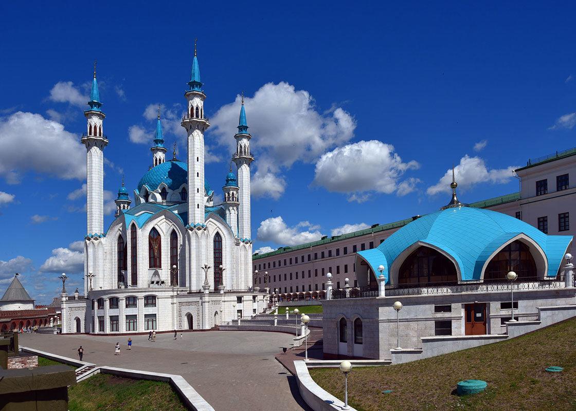 Мечеть Кул Шариф. - Наталья