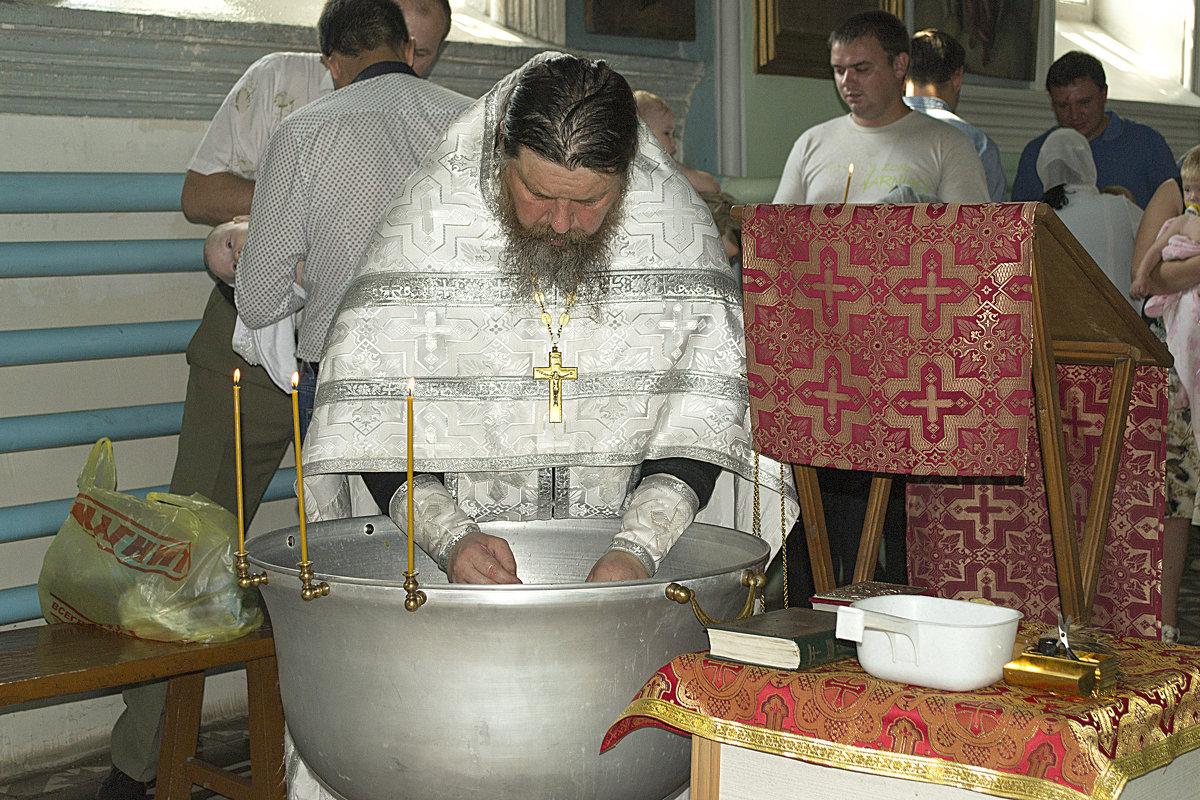 таинство крещения!!! - Алёна Алексаткина