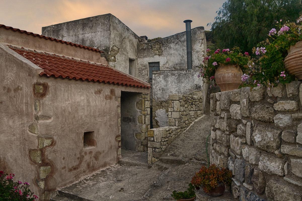 Монастырь Палианис, Крит - Priv Arter