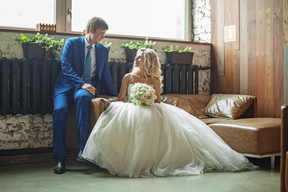 Свадебный день - Анастасия Макиенко