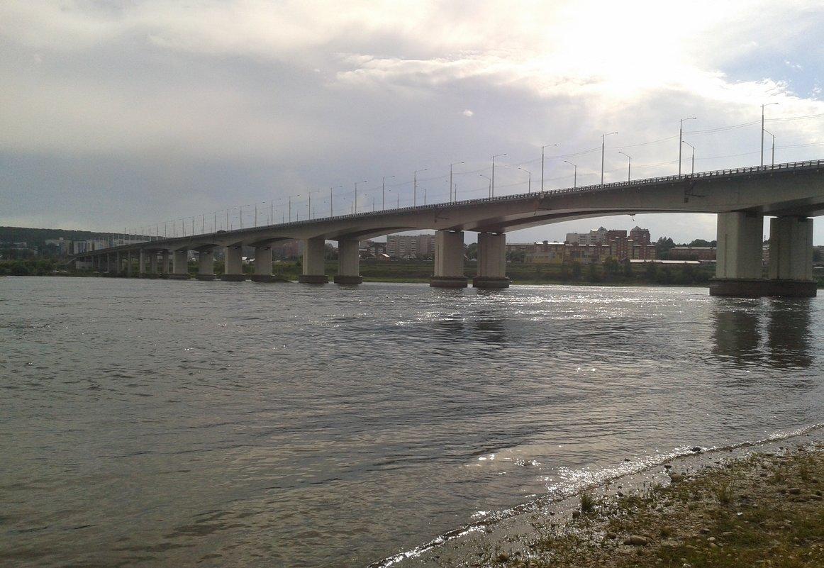 """Мост """"Академический"""" - Ксения"""