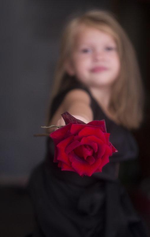 Роза - Вера Арасланова