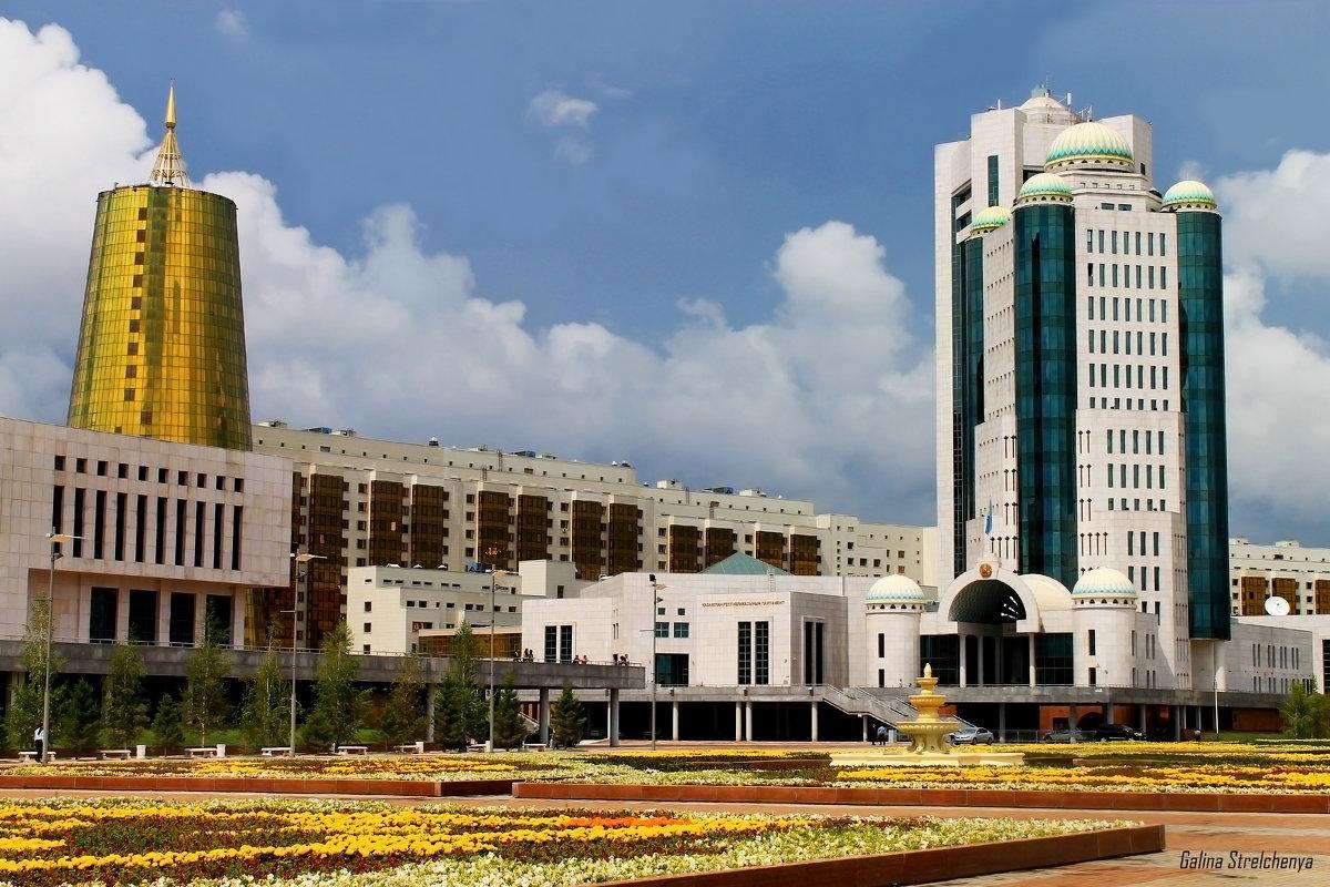 Астана - Галина Стрельченя