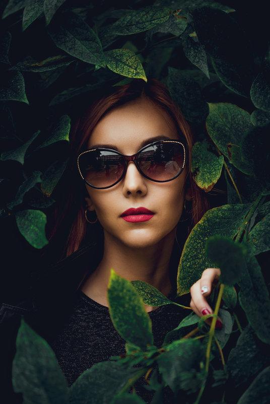 Портрет в листве - Сергей Анатольевич