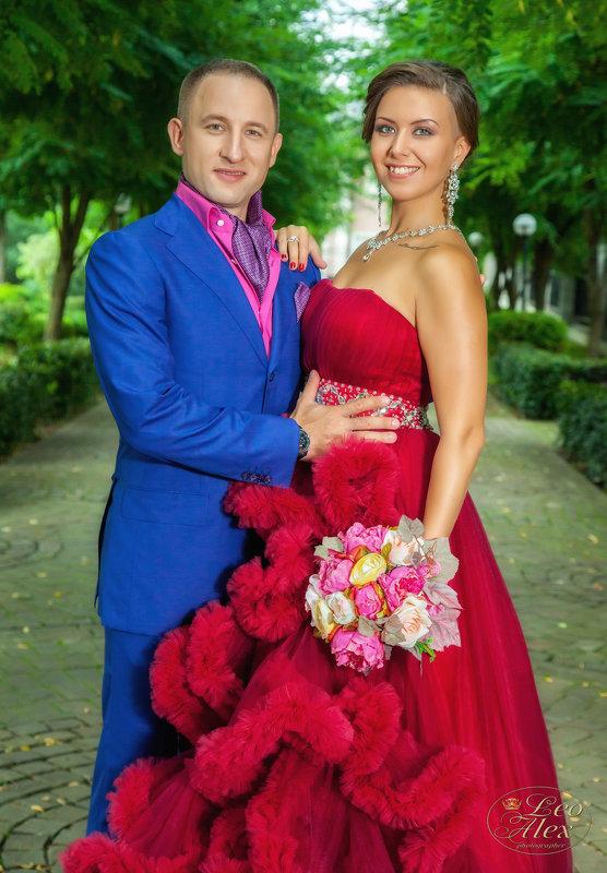 Невеста - Leo Alex Photographer