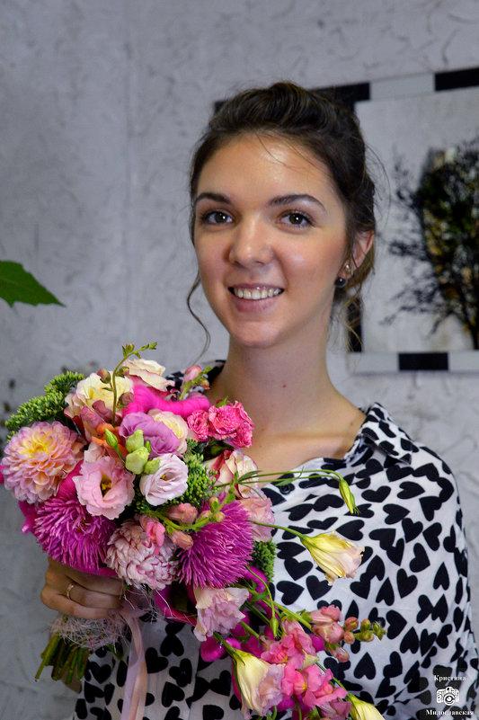 Анастасия - Кристина Милославская