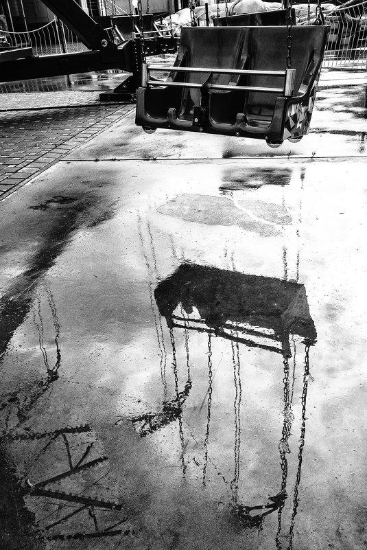 Отраженная реальность - Сергей Елесин